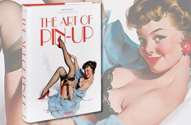 Libro The Art of Pin-up
